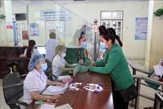 Vùng cao Sơn La thu hút người dân tham gia bảo hiểm y tế