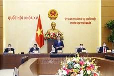 Phiên họp thứ nhất, Ủy ban Thường vụ Quốc hội khóa XV: Đồng chí Trần Thanh Mẫn tiếp tục đảm nhiệm chức Phó Chủ tịch Thường trực Quốc hội