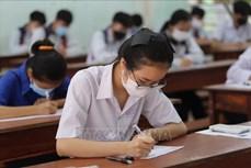 Bộ Giáo dục và Đào tạo hướng dẫn về thi tốt nghiệp trung học phổ thông đợt 2