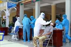 Ngày 21/7, có 5.343 ca mắc COVID-19 trong nước, Thành phố Hồ Chí Minh có 3.556 ca