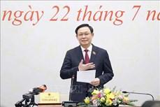 Chủ tịch Quốc hội Vương Đình Huệ: Khơi dậy kho tàng tri thức, kinh nghiệm vô giá của đại biểu Quốc hội, chuyên gia, nhà khoa học và nhân dân