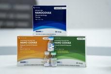 Nhanh chóng hoàn thiện để xem xét cấp phép khẩn cấp cho vaccine phòng COVID-19 Nano Covax