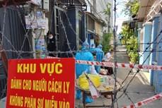 Gần 6.000 ca mắc COVID-19 trong ngày 26/7, Thành phố Hồ Chí Minh có hơn 2 ngàn lượt người đăng ký hỗ trợ