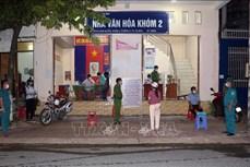 Sáng 30/7, nước ta có thêm 4.992 ca mắc mới COVID-19; cần đẩy nhanh tiến độ tiêm vaccine tại Thành phố Hồ Chí Minh