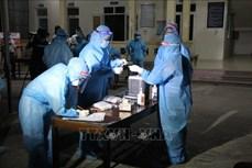 Bộ Y tế ban hành hướng dẫn mới về giám sát và phòng, chống COVID-19