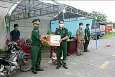 Động viên lực lượng phòng, chống dịch COVID-19 ở khu vực biên giới biển