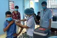 Cao Bằng: Tiến độ tiêm chủng phòng dịch COVID-19 tương đối nhanh, an toàn và thuận lợi