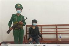 Bắt giữ đối tượng tàng trữ, vận chuyển trái phép chất ma túy ở Điện Biên