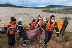 Tìm thấy thi thể hai thiếu niên đuối nước tại Kon Tum