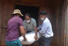 Tỉnh Đắk Lắk cấp phát hơn 534 tấn gạo đến tận tay người dân khó khăn