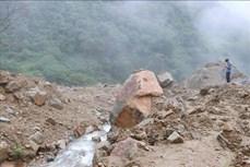 Lai Châu: Người dân trong vùng nguy cơ sạt lở mong sớm được di dời