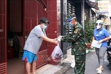 Lan tỏa tinh thần nhân ái, san sẻ yêu thương của dân tộc Việt Nam cùng chiến thắng COVID-19