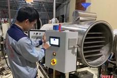 Anh Nguyễn Văn Tư khởi nghiệp từ sản phẩm máy sấy khô nông sản