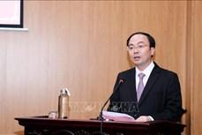 Ông Nguyễn Đăng Bình giữ chức Phó Bí thư Tỉnh ủy Bắc Kạn