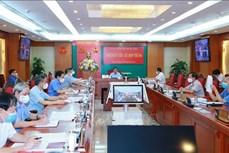 Kỳ họp thứ sáu, Ủy ban Kiểm tra Trung ương: Cảnh cáo Ban Cán sự đảng Tòa án nhân dân tỉnh Quảng Ninh các nhiệm kỳ 2015-2020 và 2020-2025