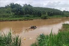 Kon Tum tăng cường quản lý khai thác khoáng sản dưới lòng sông, suối
