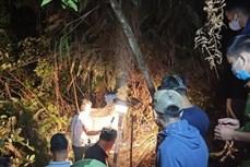 Điều tra vụ án 1 phụ nữ tử vong trong rừng sâu ở Tà Hừa