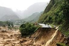 Cảnh báo nguy cơ lũ quét, sạt lở đất trong đêm tại Nghệ An, Gia Lai và vùng núi Bắc Bộ