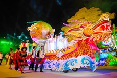 越南国家级非物质文化遗产节首次在宣光省份举行举行
