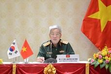 越南重视加强与韩国、印度的防务合作