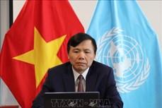 越南高度评价联合国中亚区域预防性外交中心的活动