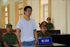 林同省:阮国德旺以煽动宣传反国家罪被判有期徒刑8年