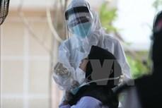 新冠肺炎疫情:公共卫生仍是印尼政府的头等优先事项