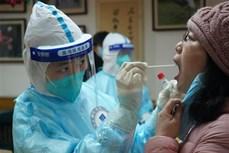 新冠肺炎疫情:越南新增2例确诊均为输入性病例