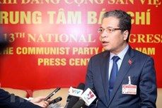 越共十三大:国家会持续向前发展 欢迎海外侨胞回国
