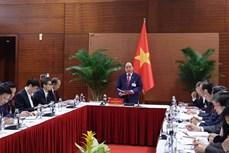 阮春福总理:迅速排查密切接触者 及时把疫情彻底控制住