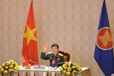 ADSOM+ WG推动东盟与各伙伴防务合作关系务实发展