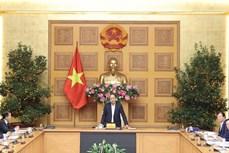 阮春福总理主持关于岘港市总体规划的会议