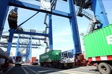 2021年前2个月越南的商品进出口总值同比增长24.5%