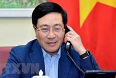 越南与新西兰外交部加强团结协作