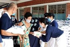 境外非政府组织为越南积极提供援助