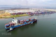今年前2月外资企业实现外贸顺差55亿美元
