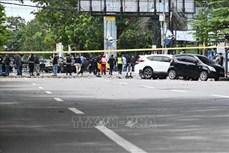越南与联合国安理会:谴责印度尼西亚望加锡恐袭事件