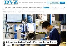 德国媒体高度评价越南市场的前景