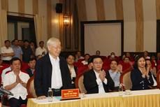越共中央总书记、国家主席阮富仲:最重要的是人民的同心协力