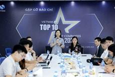 2021年越南信息技术企业10强活动正式启动