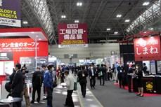 越南企业参加日本最大机械要素技术展