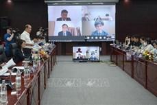 JICA驻越首席代表:岘港市莲沼港投入运营越早越好