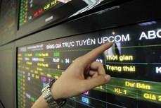 高山煤炭公司及河内钢铁公司的4800万只股在UPCoM上正式交易