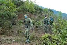 新冠肺炎疫情:奠边省逮捕非法入境越南的7名外籍人员