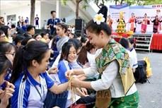 越老柬三国文化交流活动在胡志明市举行