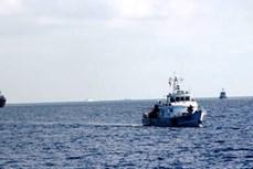 国际社会指责中国在东海开展的行动导致地区局势不稳定