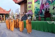 新冠肺炎疫情:越南佛教协会将举行10人以下规模的佛诞节