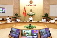  范明政总理呼吁继续强化疫情防控工作