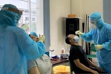 6月3日中午越南新增96例本土确诊病例