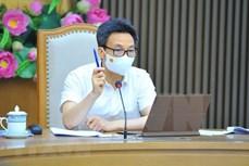 胡志明市部署机器人自动打电话询问市民健康状况和及时进行核酸检测